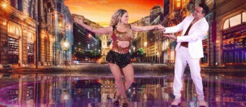 Paolla Oliveira é a campeã da 'Super Dança dos Famosos' (Reprodução/TV Globo)