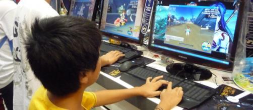 Videogiochi e minorenni in Cina.