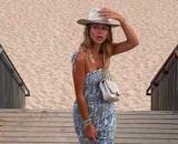 Anita Matamoros piensa volver a Italia después del verano (@anitamg)