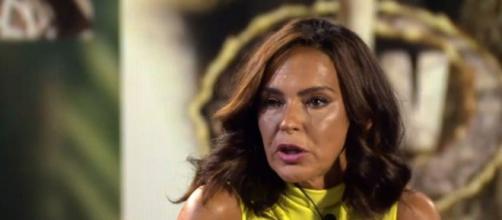 Desde que ganó 'Supervivientes' Olga Moreno no ha dejado de aparecer en los medios (Telecinco)