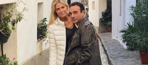 Enrique Ponce y Ana Soria (Instagram Ana Soria)