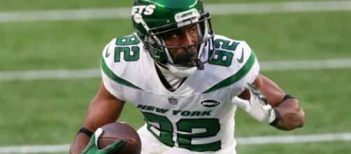 Is Jamison Crowder playing Monday night? Fantasy injury update for Crowder (Image source: NFL.com)