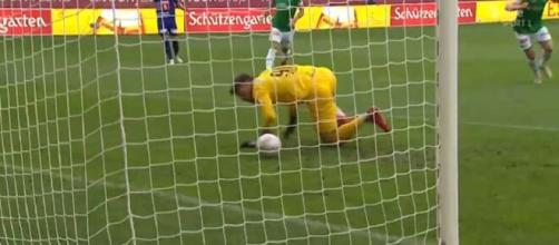 Le FC Saint-Gall et Lucerne se sont quittés dos à dos ce dimanche (Credit : capture Youtube)