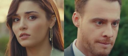 Love is in the air, puntate al 13 agosto: Serkan non vuole che Eda stia accanto a Aydan.