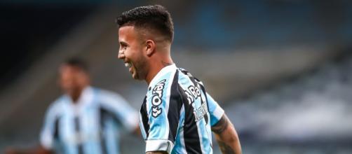 Matheus Henrique foi vendido para o Sassuolo, da Itália (Lucas Uebel/Grêmio)