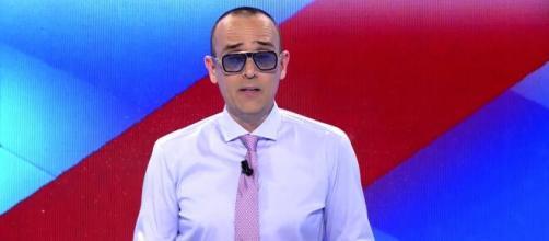 El presentador de programas de televisión Risto Mejide (Cuatro)