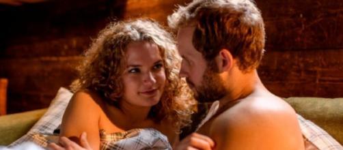 Tempesta d'amore, anticipazioni tedesche: esploderà la passione tra Maja e Florian.