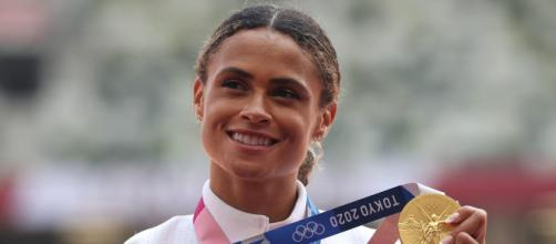 Tokyo 2020 Olympics: Sydney McLaughlin breaks own world record (Image source: Tokyo2020)
