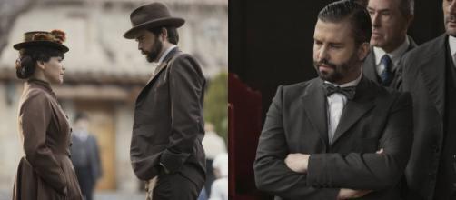 Una vita, spoiler spagnoli: Felipe sospetta che Laura e Velasco siano complici.