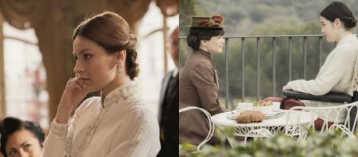 Una vita, trama serale 7/08: Cinta in ansia per Arantxa, Laura incontra Lorenza.