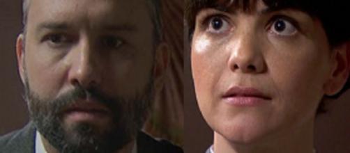 Una vita, trame Spagna: Felipe apprende l'oscuro passato di Laura.