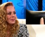 Rocío Carrasco y la periodista Ana Bernal (Telecinco)