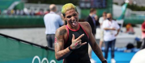 Ana Marcela Cunha levou ouro (Jonne Roriz/COB)