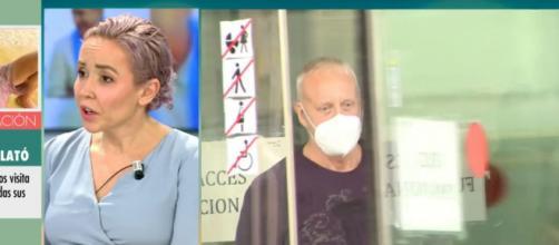 Ángela Drobrowolski acusa a su exmarido Josep Mainat de denunciarla falsamente (Telecinco)