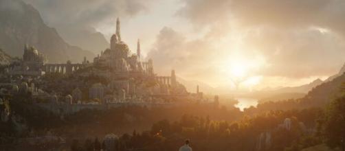 Il Signore degli Anelli: svelata la prima foto e la data di uscita della serie tv.