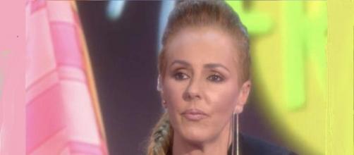 Rocío Carrasco lleva dos miércoles sin aparecer en su puesto de trabajo 'Hable con ella'. (Telecinco)