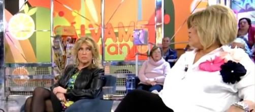 Terelu Campos ha dicho que Charly ya no le habla (captura de pantalla)