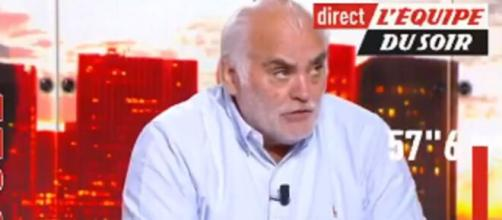 Gilles Favard dans L'Equipe du Soir parle de l'OM - Source : capture d'écran, L'Équipe du soir