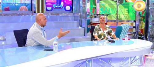 Kiko Matamoros ha referido que Belén Esteban 'enterró muchas guerras' (Telecinco)