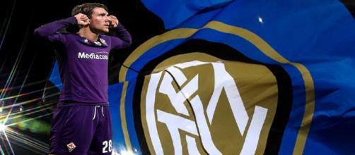 L'Inter ci prova per Vlahovic.
