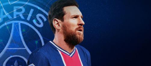 Lionel Messi se rapproche du PSG, Pochettino en contact direct - Source : montage photo Messi au PSG