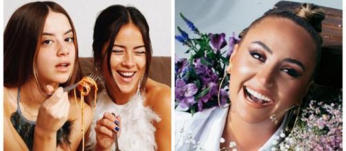 Melyssa sale a la defensa de su hermana Lorena tras las críticas de Rocío Flores - Instagram (@melyssapiinto y @rotrece)