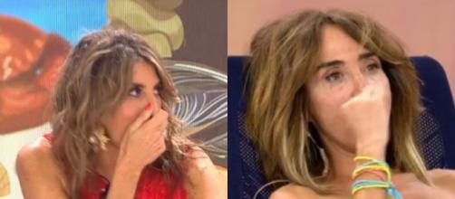 Paz Padilla no ha tenido reparo en ridiculizar los resultados de María Patiño (Telecinco)