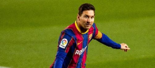 PSG : ce que propose le club à Lionel Messi (Source : FC Barcelona compte Twitter)