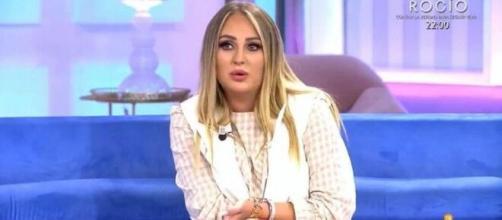 Rocío Flores, en imagen (Telecinco)