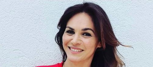 Fabiola Martínez, ex-mujer de Bertín Osborne, en una foto de perfil de sus RR. SS.