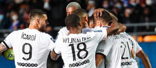 Le PSG remporte son premier match de Ligue 1 mais n'a pas convaincu (Source : PSG)
