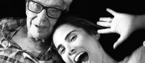 Avô de Wanessa Camargo morre de Covid-19 (Foto: Reprodução/Instagram/@wanessa)