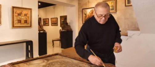 El conocido pintor, escritor y tertuliano Juan Adriansens ha fallecido este sábado ( RRSS)