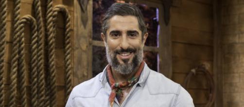 Marcos Mion era apresentador de 'A Fazenda' (Reprodução/RecordTV)