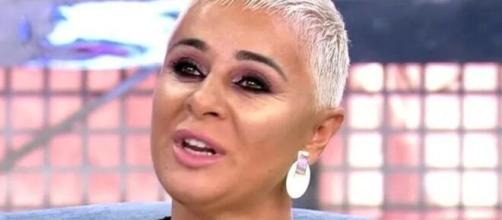 Ana María Aldón en imagen (Telecinco)