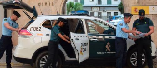 La Guardia Civil investiga el caso (Twitter, guardiacivil)