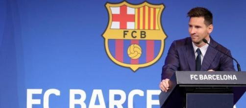Leo Messi ne pouvait pas rester au Barça dans ces conditions - Source : Instagram