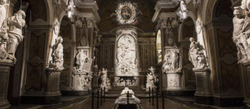 The Cappella Sansevero Museum, Naples (Image source: museosansevero.it)