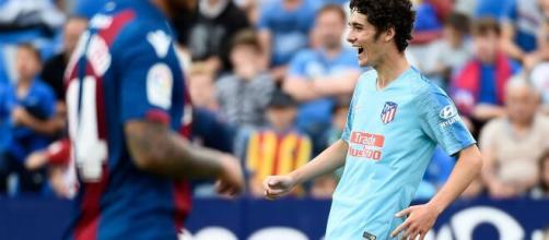 Atletico Madrid: Sergio Camello is Atletico Madrid's unexpected ... - marca.com