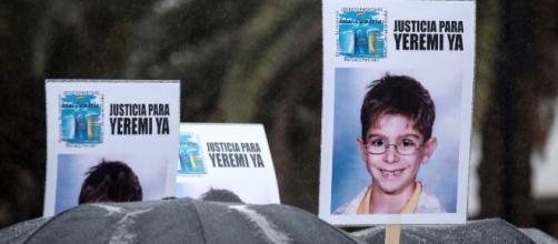 El padre de Yeremi Vargas se defiende (RRSS)