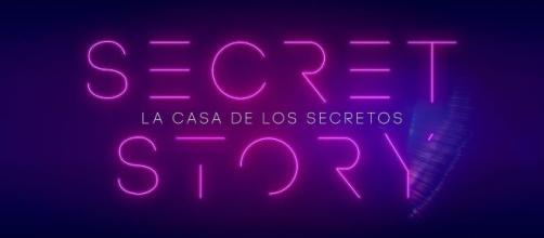 Logo del nuevo programa Secret Story (Fuente: Telecinco)