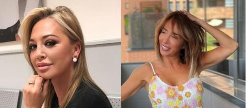 María Patiño le ha pedido a Belén Esteban que se mantenga alejada de su polémica con Amador (@belenestebanmenendez/@mariapatino1508)