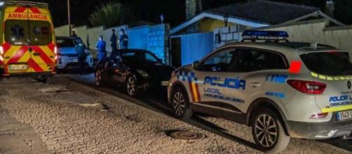 Un hombre es detenido por agentes de la Guardia Civil por presuntamente asesinar a su amigo con un disparo accidental (@112CMADRID / Twitter)