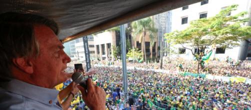 7 de setembro registrou atos contra e a favor do governo (Isac Nóbrega/PR)