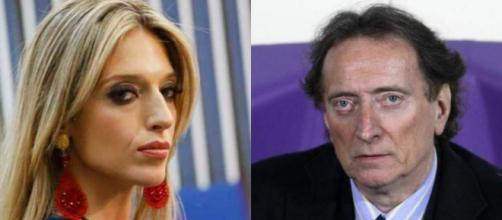 Amedeo Goria al GF Vip, le parole della figlia Guenda: 'Sono terrorizzata, ma felice'.