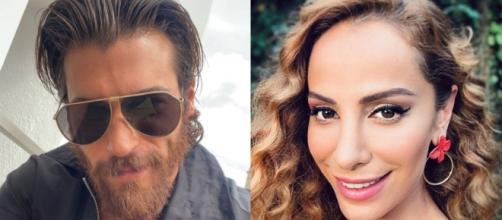 Can Yaman, Fatma Toptaş: 'Gli auguro buona fortuna in questo viaggio'.