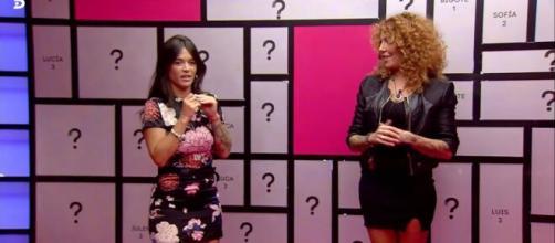 Fiama y Sofía se reencuentran en 'Secret Story' (Twitter: @telecincoes)