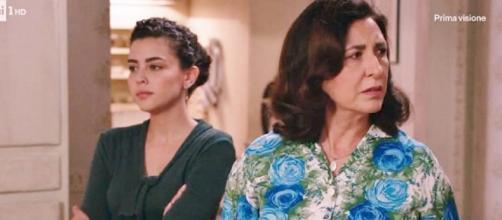 Il Paradiso delle Signore 6, puntata giovedì 23 settembre: Irene insinua dubbi su Rocco.