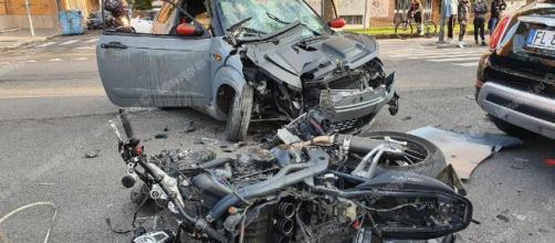 Incidente stradale - immagine di repertorio.