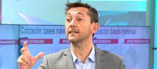 """Javier Ruiz dice que su programa será de un """"debate inteligente"""" (Twitter, mediaset)"""